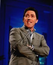 Rob Brydon Autograph Signed Photo